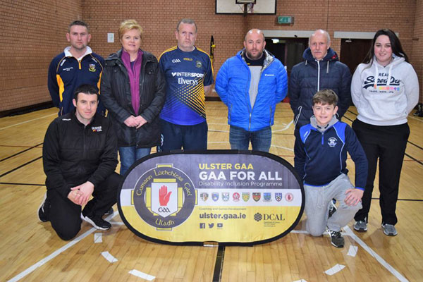 'SPORT FOR ALL' IN CLONDUFF 2018